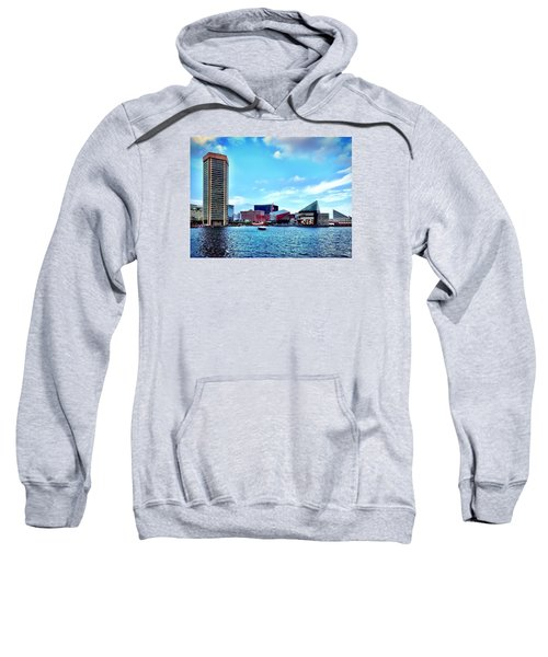 Baltimore's Inner Harbor Sweatshirt