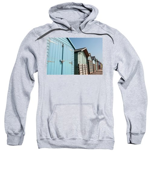 Beach Huts Vi Sweatshirt