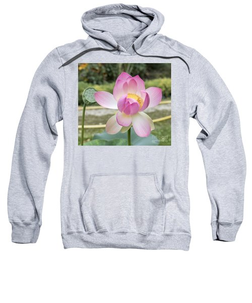 Beautiful Indian Lotus Sweatshirt