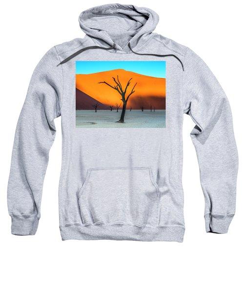 Beauty Lives Forever. Sweatshirt