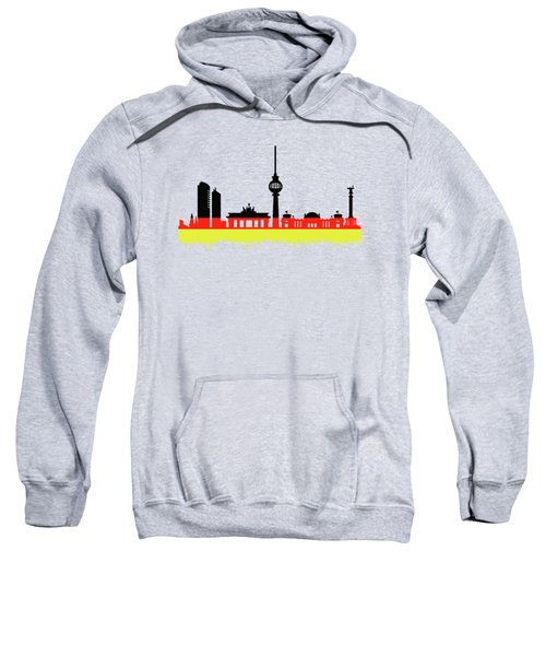 Berlin Skyline Sweatshirt