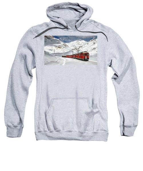 Bernina Winter Express Sweatshirt