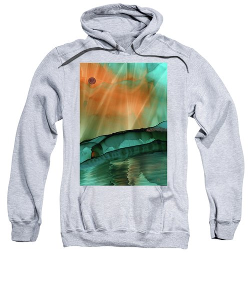 Beyond The City Lights Sweatshirt