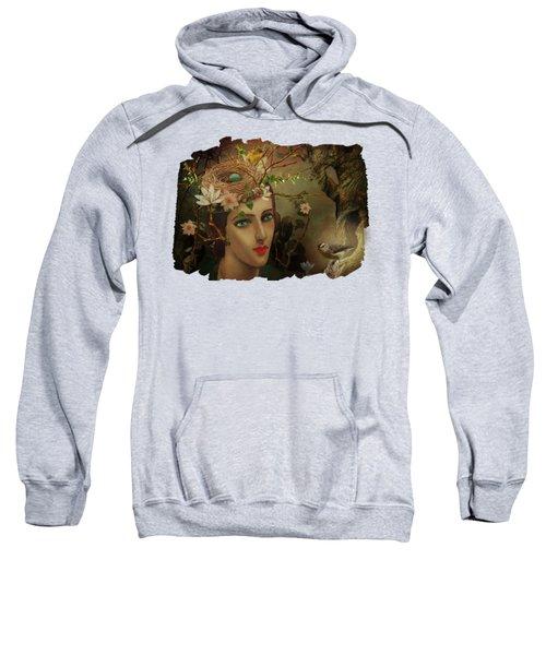 Bird Woman Sweatshirt