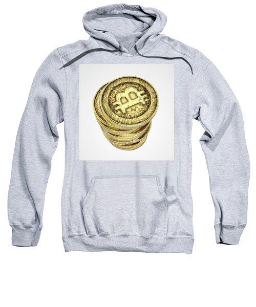 Bitcoin Stack Sweatshirt