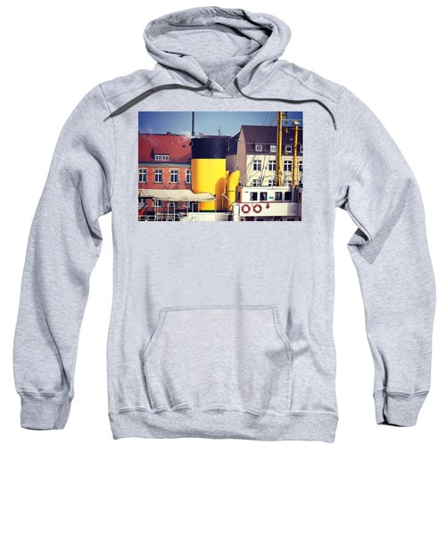 Bremerhaven Harbor, Germany Sweatshirt