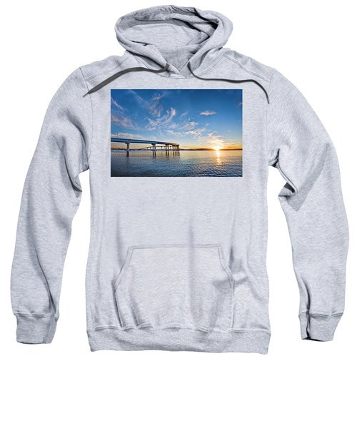 Bridge Sunrise Sweatshirt