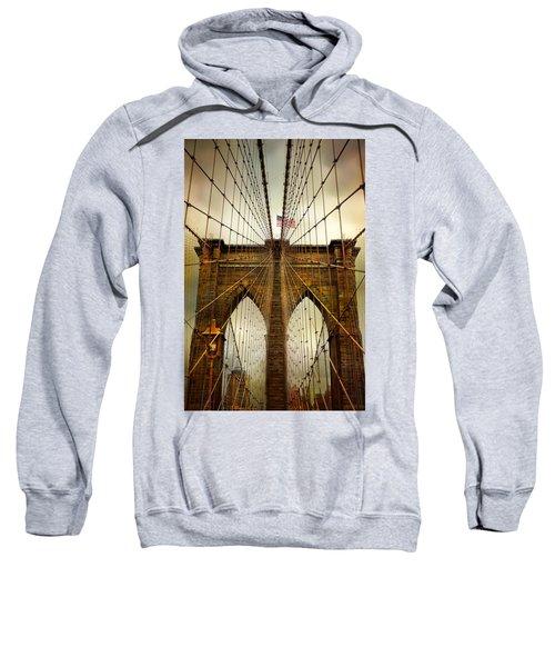 Brooklyn Bridge Twilight Sweatshirt