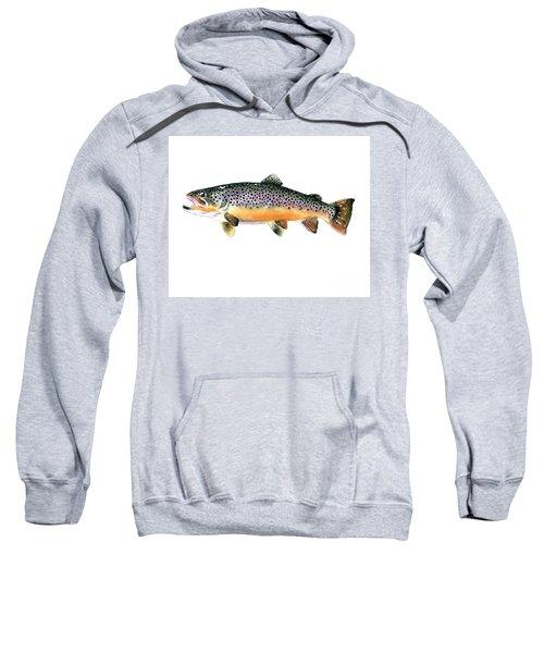 Brown Trout Sweatshirt