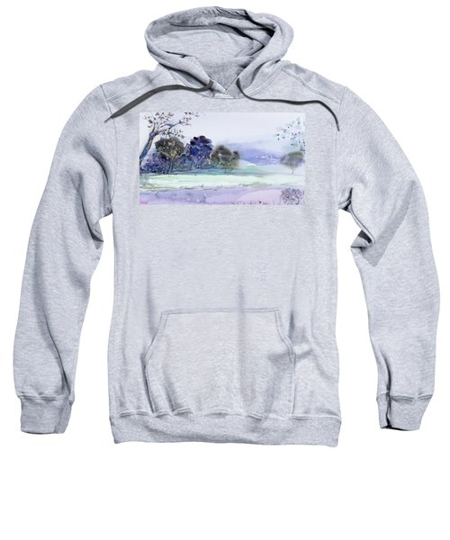 Bruny Island At Dusk Sweatshirt