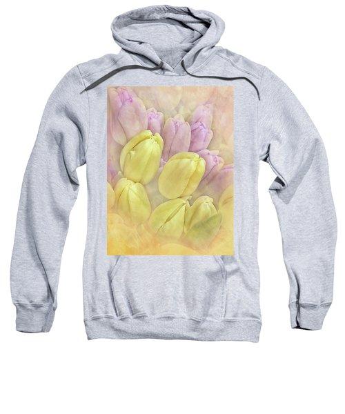 Burst Of Spring Sweatshirt