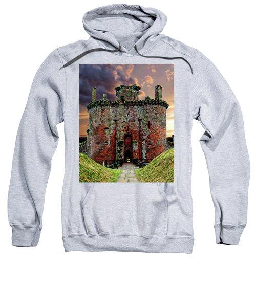 Caerlaverock Castle Sweatshirt