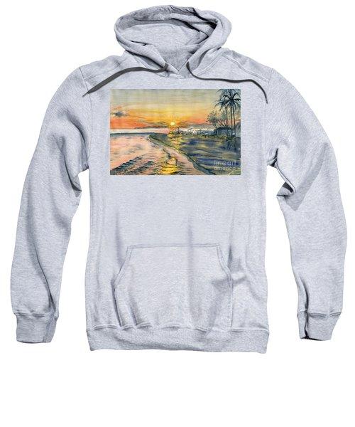 Candidasa Sunset, Bali Indonesia Sweatshirt