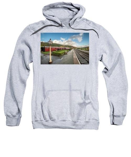 Carrog Railway Station Sweatshirt