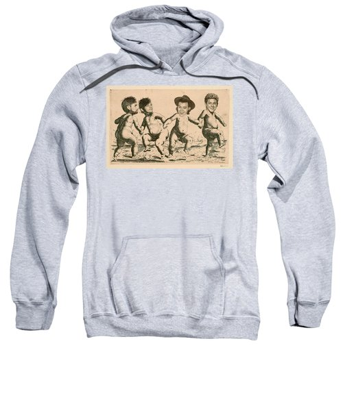 Celebrity Etchings - One Direction   Sweatshirt
