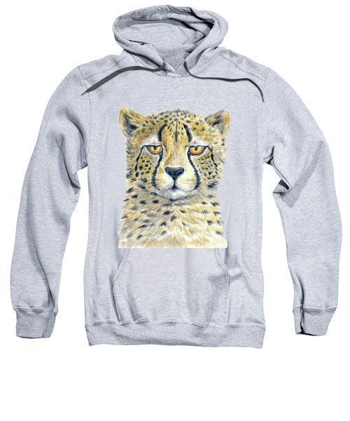Cheetah Sweatshirt by Katerina Kirilova