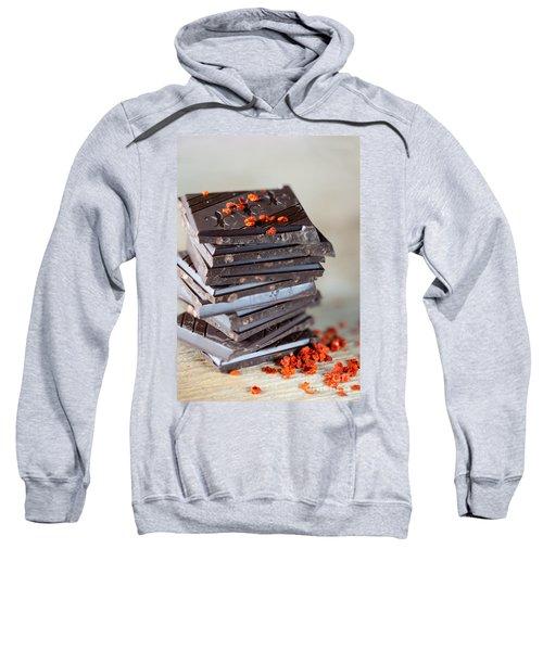 Chocolate And Chili Sweatshirt