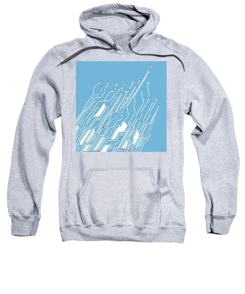 Circuit Board Sweatshirt
