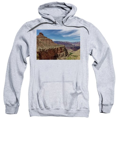 Cliffs In The Grand Canyon Sweatshirt