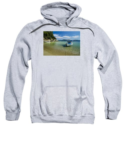Colorful Boat Sweatshirt