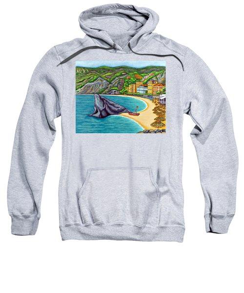 Colours Of Monterosso Sweatshirt