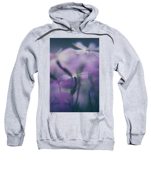 Creeping Phlox Sweatshirt