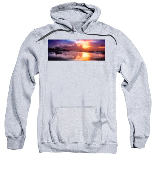 Crescent Beach September Morning Sweatshirt