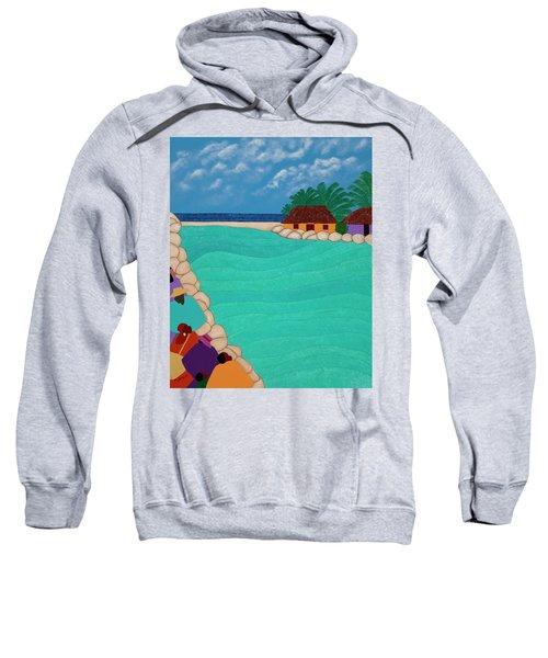 Curacao Lagoon Sweatshirt