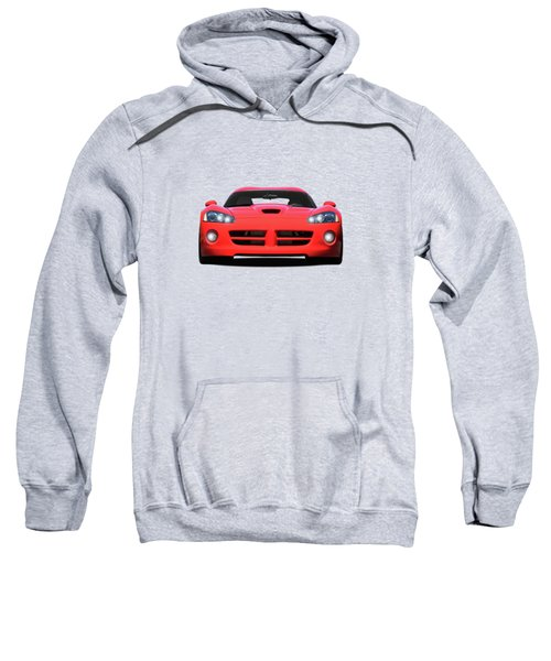 Dodge Viper Sweatshirt by Mark Rogan