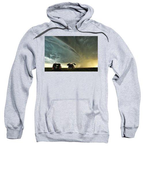 Dominating The Storm Sweatshirt