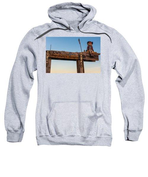 Down The Shore Sweatshirt