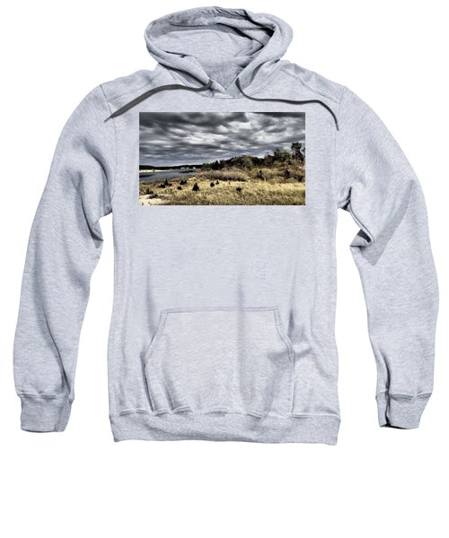 Dramatic Landscape At Elizabeth Morton Sweatshirt