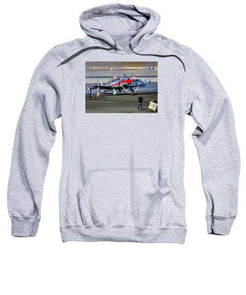 Dreadnought Startup Sweatshirt