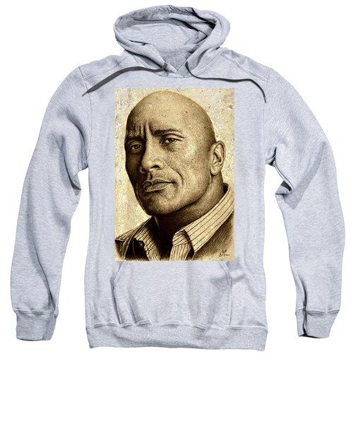 Dwayne The Rock Johnson Sweatshirt