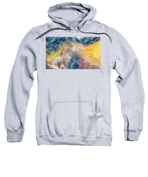 Earth Portrait Sweatshirt