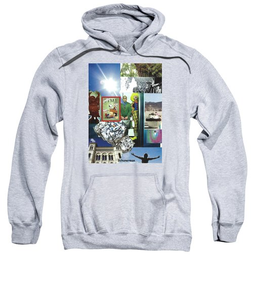 Embrace Light And Laughter Sweatshirt