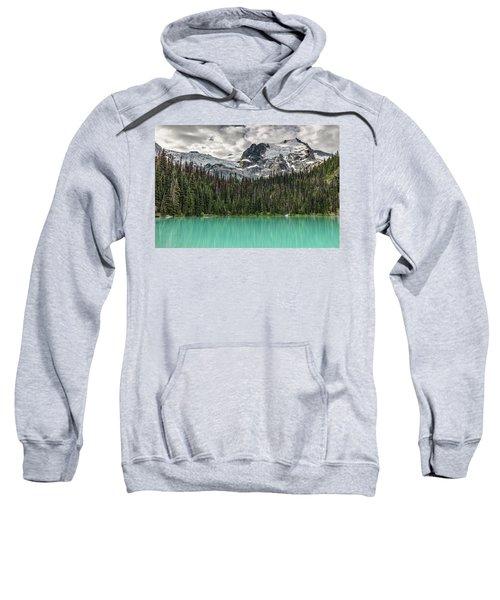 Emerald Reflection Sweatshirt