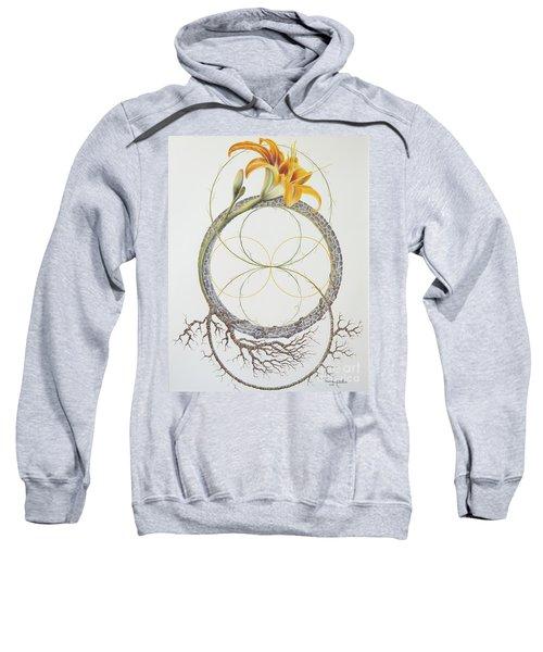 Energy Of The Tigerlily Sweatshirt