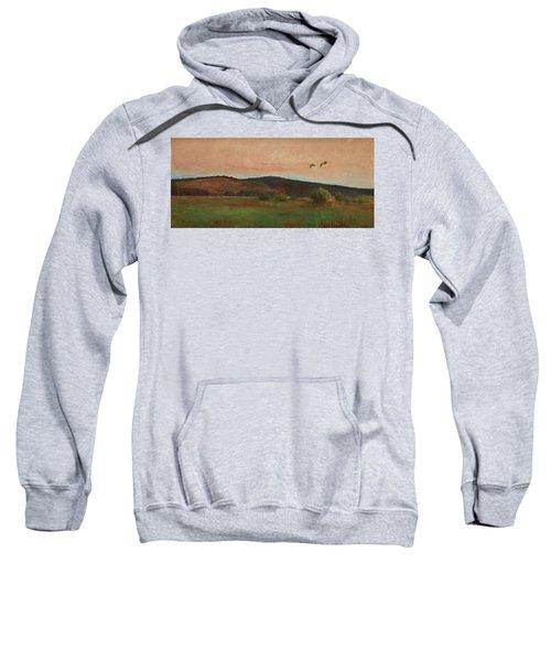 Eurasian Woodcocks Sweatshirt