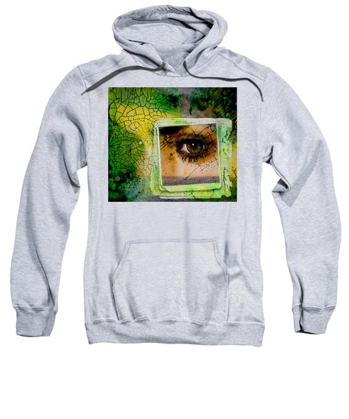 Eye, Me, Mine Sweatshirt
