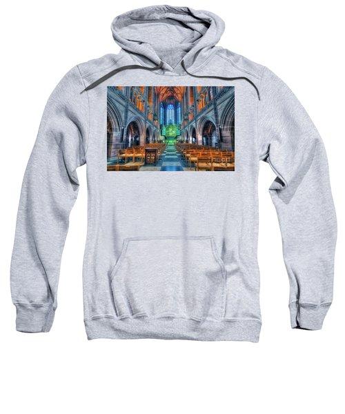 Faith Hope And Love Sweatshirt