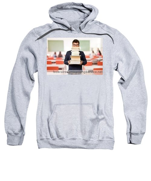 Federal Resume Writing  Sweatshirt