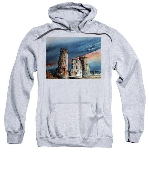 Ferns Castle, Wexford Sweatshirt