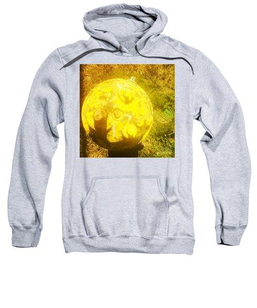 Fire Hydrant #4 Sweatshirt