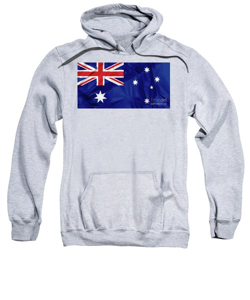 Flag Of Australia Sweatshirt