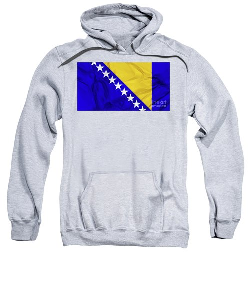 Flag Of Bosnia Sweatshirt