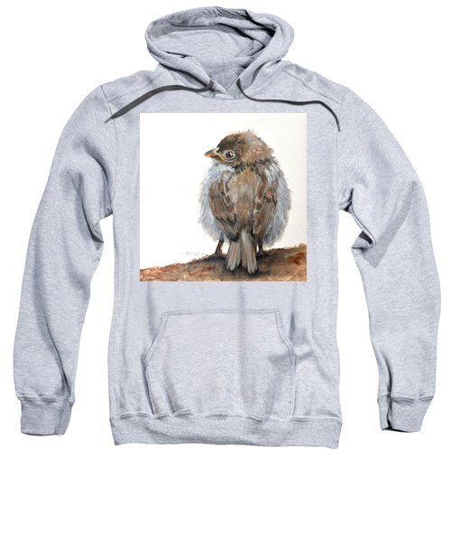 Fledgling Sparrow Sweatshirt