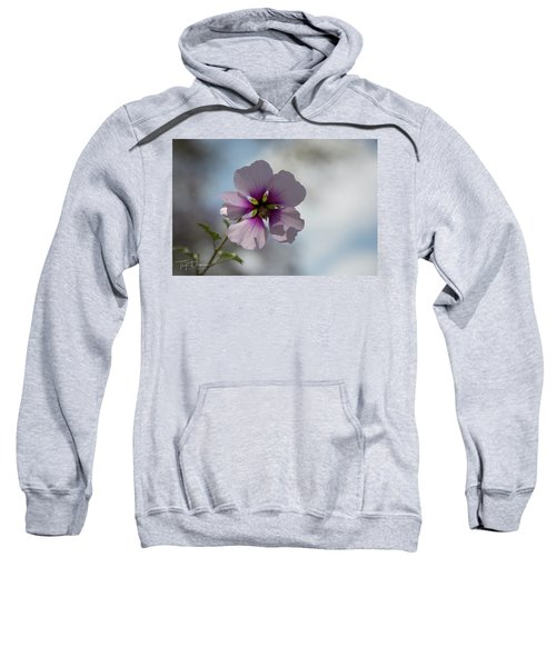 Flower In Focus Sweatshirt