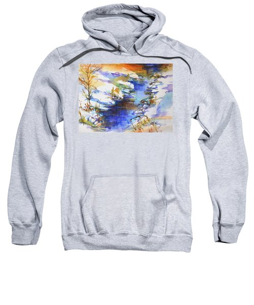 For Love Of Winter #3 Sweatshirt
