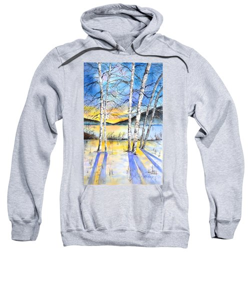 For Love Of Winter #5 Sweatshirt